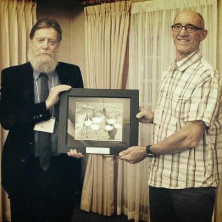 KCP Conservation Leadership Award - Andy Shadrack