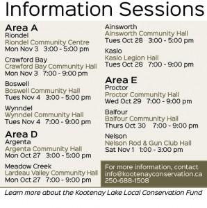KLLCF Information Sessions