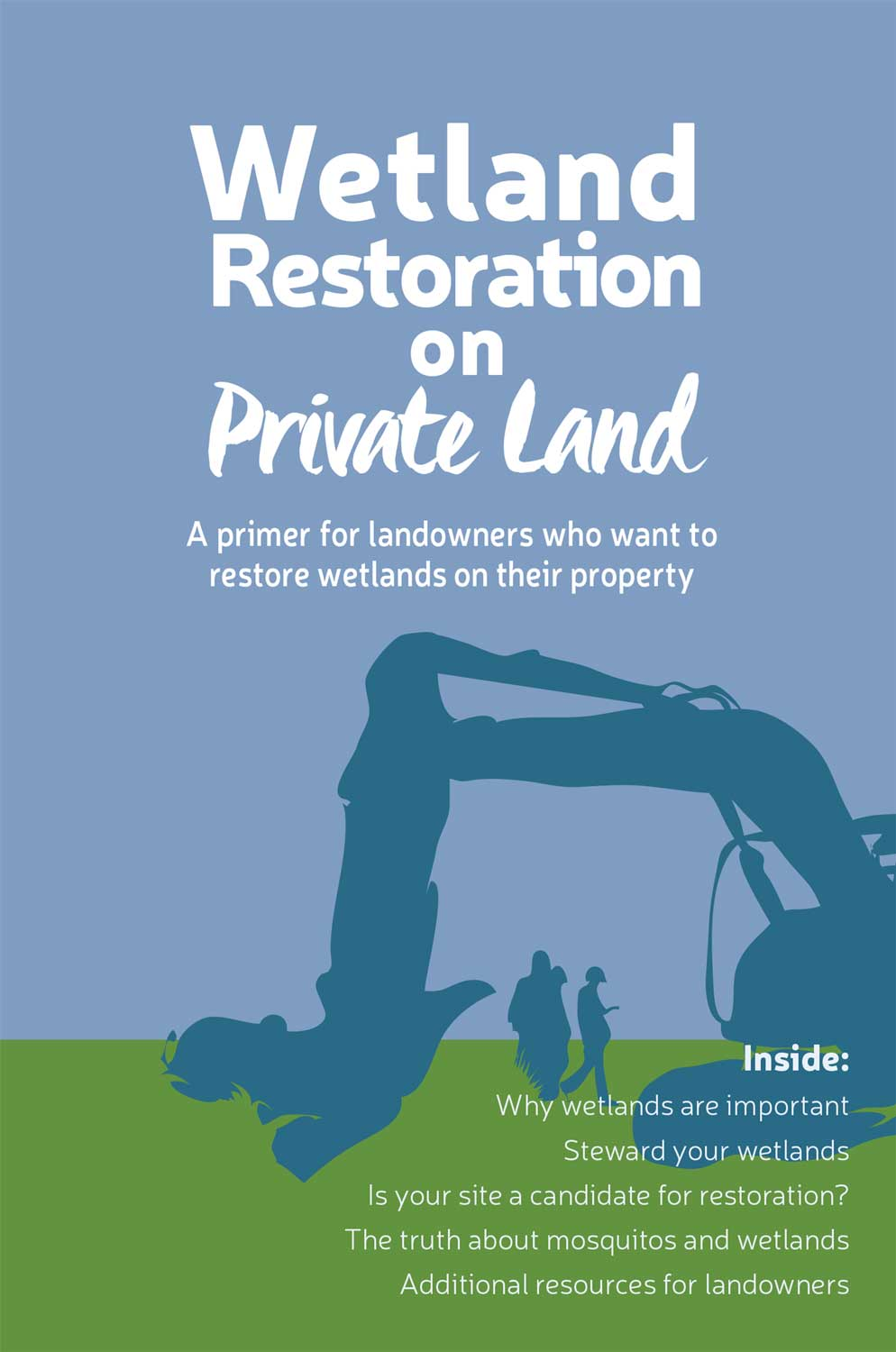 BCWF BC Landowner - Wetland Restoration on Private Land